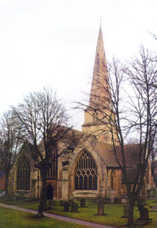 St. Mary's Church, Cheltenham.